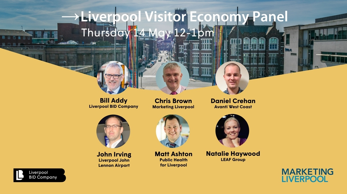 Visitor Economy Panel Liverpool Bid Professional Liverpool