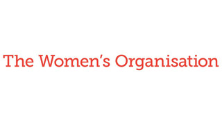The Wo Wordmark Red