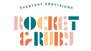 Rocket And Ruby Logo